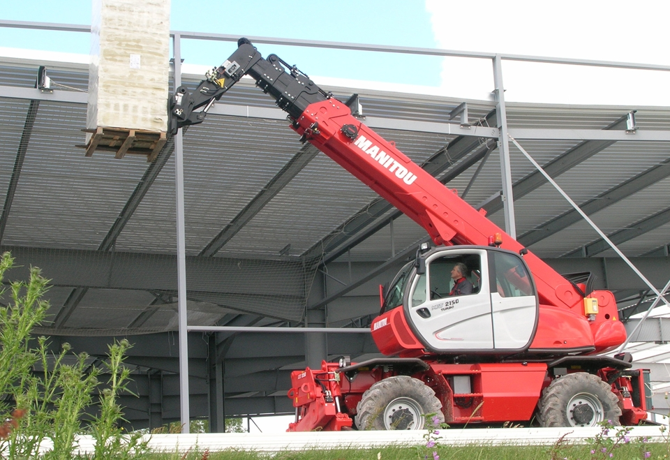 MANITOU MRT 2150 ready to rent from CVH